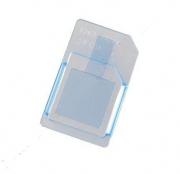 Adapteris microSIM Sony ST27i Xperia GO Oriģināls (1263-6090)  3.00